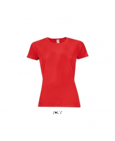 Футболка SOLS SPORTY WOMEN-01159
